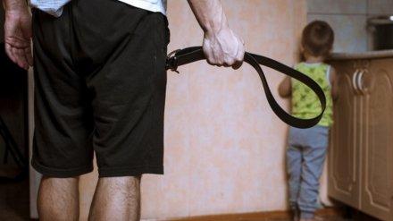 В Воронеже отец 6 детей получил срок за истязания сыновей ради хороших оценок