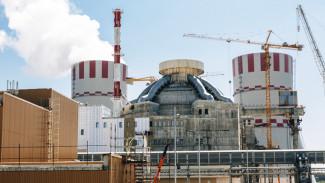 На Нововоронежской АЭС завершается подготовка к пуску второго энергоблока нового поколения