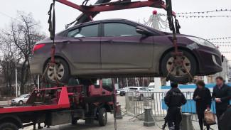 У жительницы Воронежа отобрали машину из-за 114 штрафов от ГИБДД