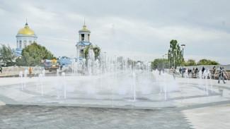 Реконструкцию Советской площади в Воронеже завершат к 1 сентября 2018 года