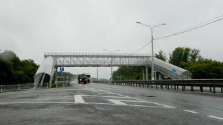 На трассе под Воронежем построят надземный переход