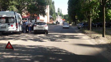В Воронеже автомобилистка сбила 13-летнего подростка