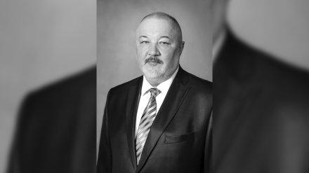 Крупный воронежский чиновник умер от коронавируса
