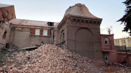 Воронежцы попросили президента защитить от сноса старинные здания города