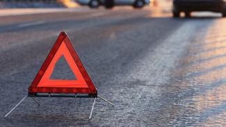На воронежской трассе «ВАЗ» вылетел в кювет: пострадали четверо