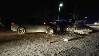В Воронежской области 14-летний автомобилист выехал на встречку: 4 пострадавших