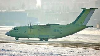 Первый Ил-112В воронежской сборки поднимется в небо уже весной