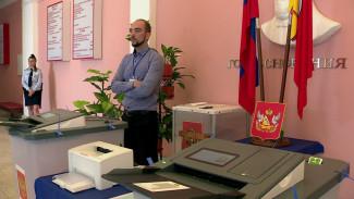 В Воронежской области начался последний день голосования
