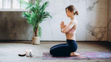 Воронежцам рассказали, как укрепить тело и психику с помощью йоги