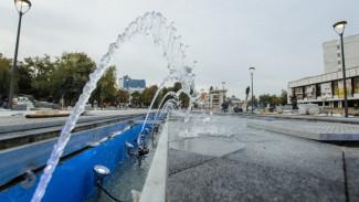 Воронежские власти нашли подрядчика для завершения реконструкции Советской площади
