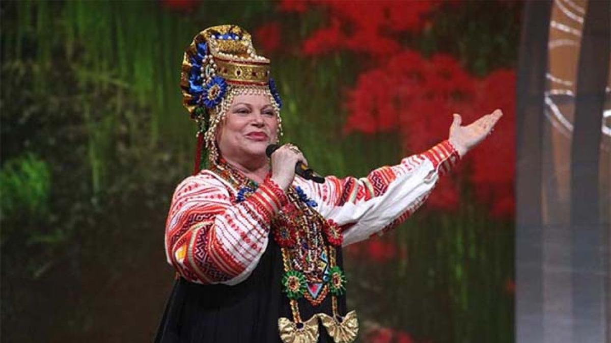 певица рюмина фото размеру