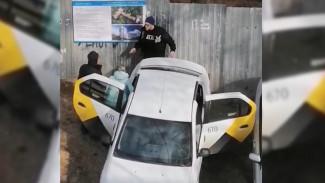 Воронежцы сняли на видео жестокое издевательство таксиста над пассажиркой