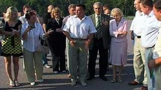 Члены общественной приемной Владимира Путина проверили стройплощадки области