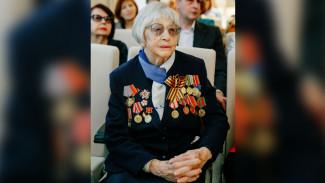 «Быть чистым душой». В Нововоронеже военный хирург рассказала, как дожила до 100 лет