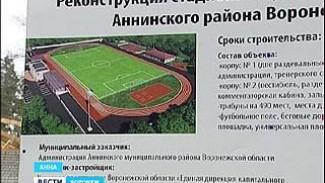 В Анне появится новый стадион