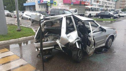 В Воронеже задержали мужчину, устроившего смертельное ДТП на угнанном авто