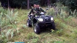 Для сотрудников Воронежского биосферного заповедника приобрели 6 болотоходов
