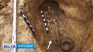 В Воронежской области обнаружили уникальное захоронение аланской принцессы