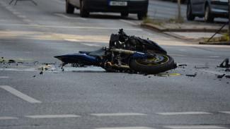 В аварии на трассе в Воронежской области погиб выехавший на встречку мотоциклист