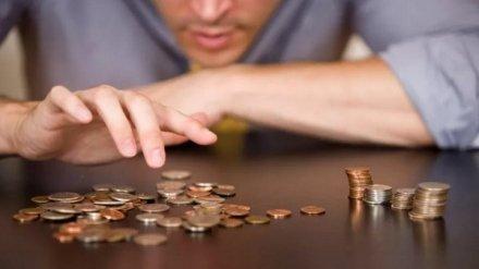Средняя зарплата в Воронежской области стала меньше