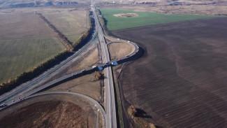 Обход Лосево в Воронежской области откроют для автомобилистов в апреле