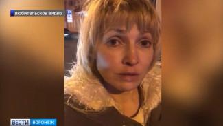 Полиция подтвердила опьянение у участницы резонансного ДТП с 3 авто в центре Воронежа