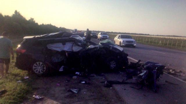 В Воронежской области осудили виновника ДТП с 6 пострадавшими