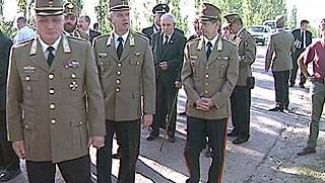 В Хохольском районе состоялось официальное открытие Центрального кладбища венгерских военнослужащих