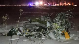СК подтвердил версию крушения воронежского Ан-148 в Подмосковье из-за ошибки экипажа