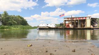 Энтузиаст из воронежского села построил колёсный теплоход для путешествий по Дону