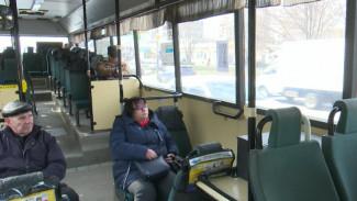 В Воронежских маршрутках из-за коронавируса стало меньше пассажиров