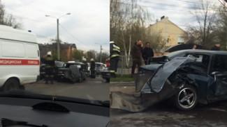 Появилось видео последствий крупного ДТП с участием 6 машин