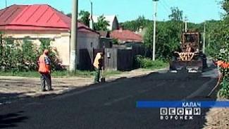 Причина регулярных аварий в Калаче - дороги