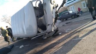 В Воронежской области в массовом ДТП 1 человек погиб и 3 пострадали