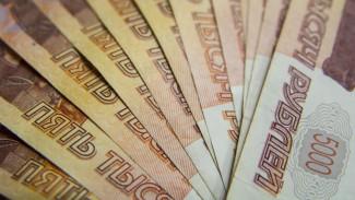 В воронежских банках обнаружили 25 тыс. фальшивых рублей