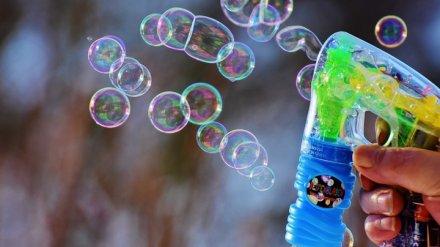Воронежцев позвали на массовый запуск мыльных пузырей