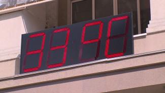 Синоптики спрогнозировали новый температурный рекорд в Воронежской области