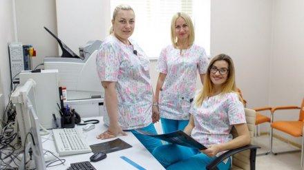 Клиника семейной медицины пригласила воронежцев на диспансеризацию