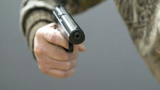 В центре Воронежа таксист выстрелил в пассажира из газового пистолета