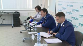 Прокурор области рассказал о борьбе с вонью в Воронеже