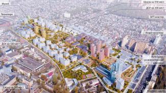На месте экскаваторного завода в Воронеже хотят построить технопарк и арт-кластер