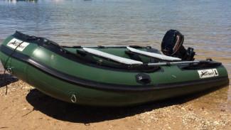 На водохранилище перевернулась лодка с четырьмя воронежцами