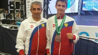Воронежские кикбоксеры взяли два «золота» на первенстве Европы