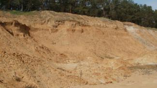 СКР расследует смерть 14-летнего подростка под завалами песка в Воронежской области