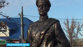 В посёлке Подгоренский появился памятник солдату Первой мировой