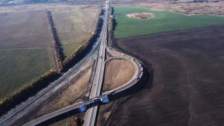 На новой трассе в обход воронежского Лосево установят два пункта оплаты