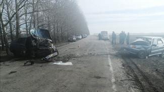 В Воронежской области пьяный водитель спровоцировал серьёзное ДТП и сбежал