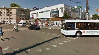 Популярную остановку в центре Воронежа попросили перенести
