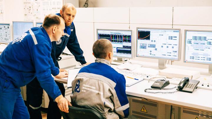 На Нововоронежской АЭС провели одно из самых важных испытаний нового энергоблока