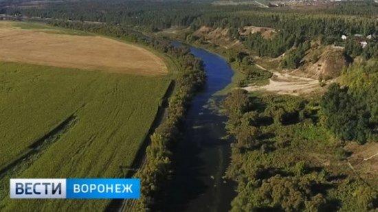 Суд аннулировал права воронежской компании на земельные участки под озером Круглое